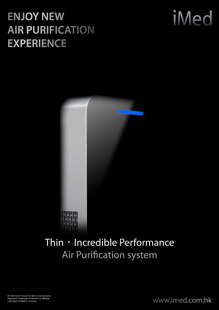 iMed air purifier
